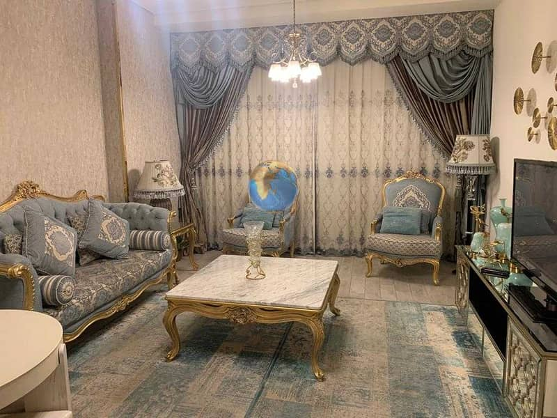 FULLY FURNISHED APARTMENT AT BUSINESS BAY
