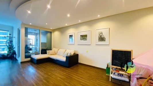 شقة 2 غرفة نوم للايجار في أبراج بحيرات الجميرا، دبي - Wood Flooring