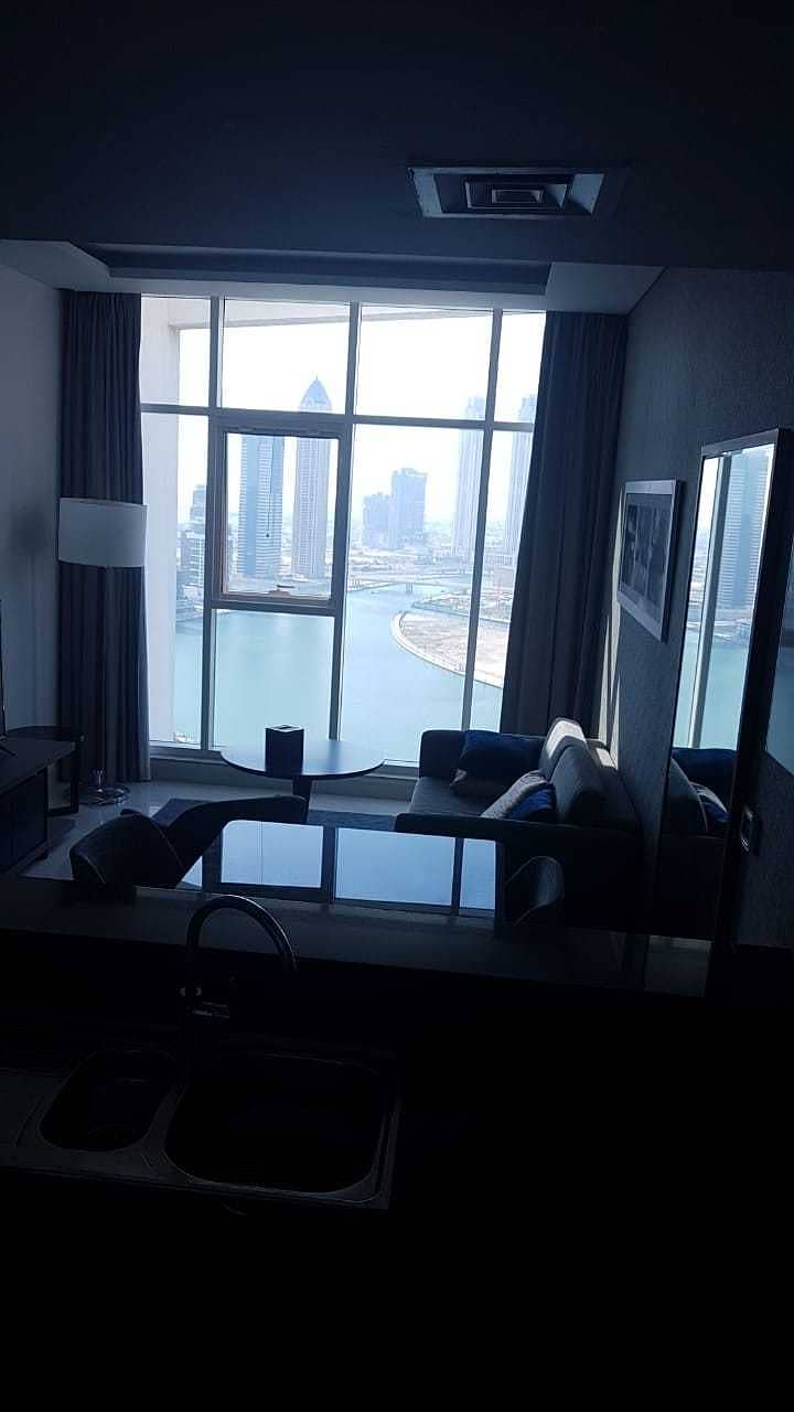6 Amazing 1BR Canal view And Burj Khalifa View
