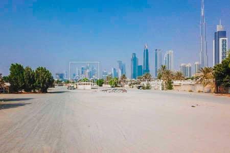 ارض سكنية  للبيع في جميرا، دبي - B+G+1 | 100% FREEHOLD | Huge Corner Plot