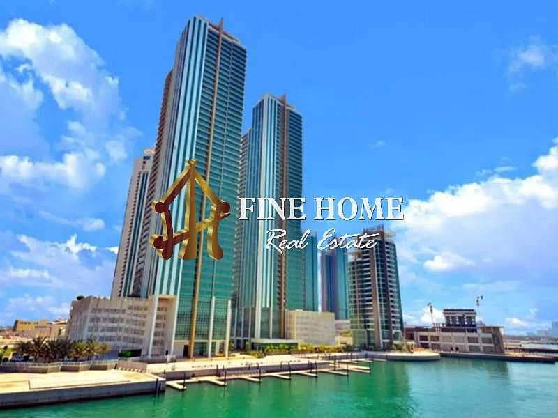 15 Ready to Move To Apartment Full Sea View