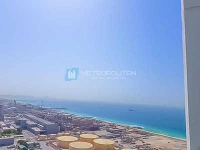 2 Bedroom Flat for Sale in Dubai Marina, Dubai - Unbeatable Sea View| High Floor| Modern Finishing