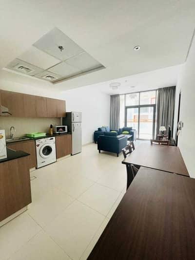 شقة 1 غرفة نوم للايجار في واحة دبي للسيليكون، دبي - شقة في بنغاطي فيستا واحة دبي للسيليكون 1 غرف 41000 درهم - 5308568