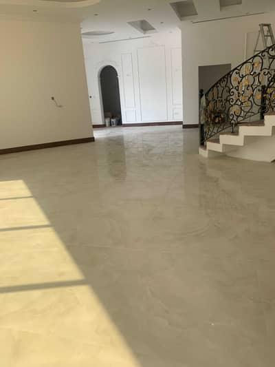 6 Bedroom Villa for Rent in Al Khawaneej, Dubai - Modern and luxury new villa in (6bed + hall + living + dinin