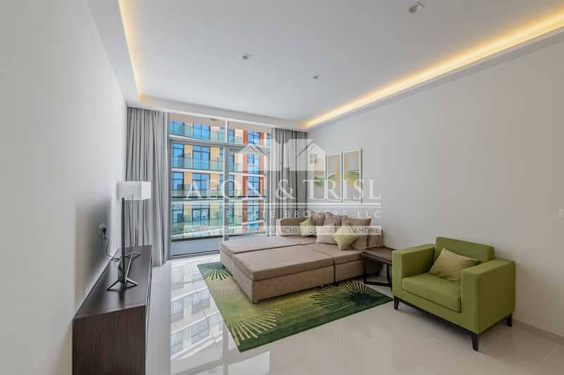 2 Brand New   Fully Furnished 1 Bed   Vacant