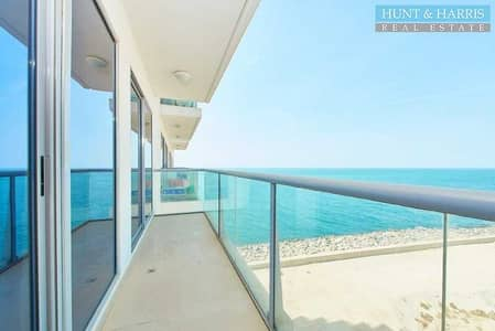 1 Bedroom Apartment for Rent in Al Marjan Island, Ras Al Khaimah - Stunning Sea View - High Floor - Immaculate Condition