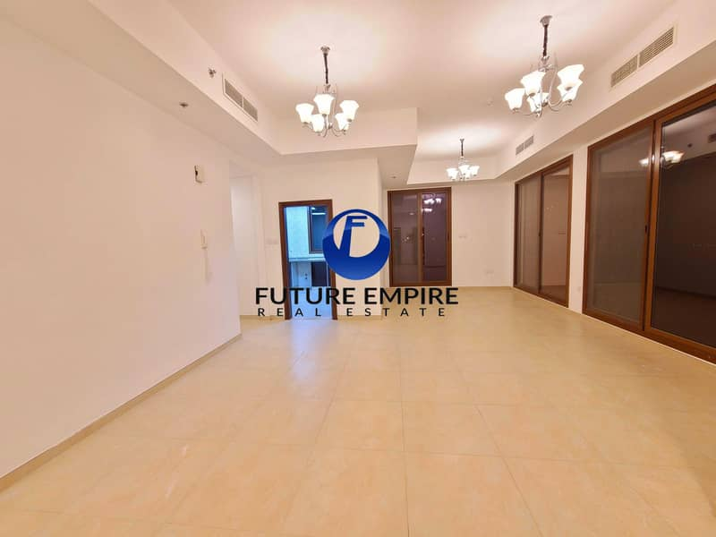 2 Big Terrace Nice Finishing   2BHK Beautiful Apartment   With 1 Month Free