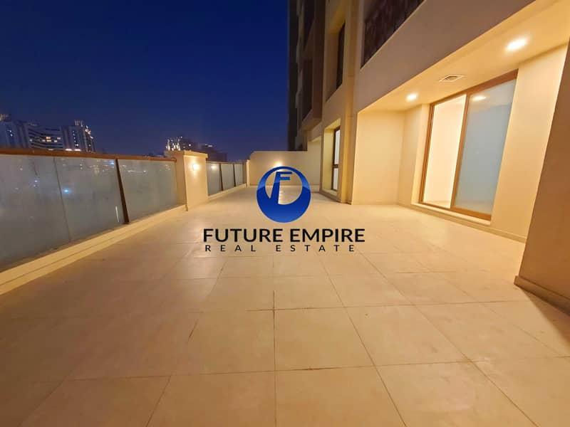 Nice Terrace Beautiful Finishing   2BHK Apartment Brand New   1 Month Free