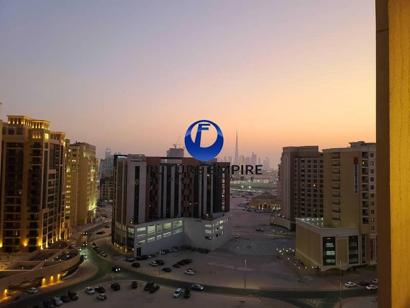 شقة في Jaddaf Place جداف بلايس 1 غرف 48000 درهم - 5368308