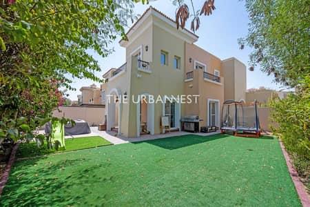 فیلا 3 غرف نوم للبيع في المرابع العربية، دبي - Immaculate type 2E I Quiet location I Single Row