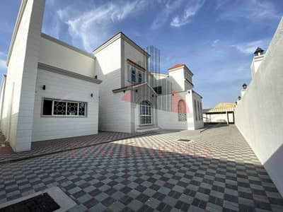 7 Bedroom Villa for Rent in Falaj Hazzaa, Al Ain - Professionally Decorated Brand New Independent