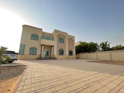 5 Bedroom Villa for Rent in Al Jurf, Ajman - Hot Deal Brand New  Villa for rent | Spacious and Luxury  | 15000 sqft | | On main Road in Al Jurf Ajman