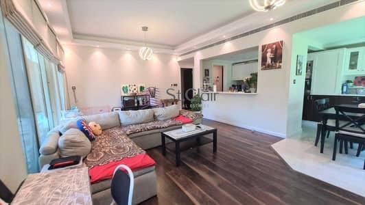 فلیٹ 2 غرفة نوم للبيع في الروضة، دبي - 2bed+Study/High End Upgrade/Courtyard/The Greens