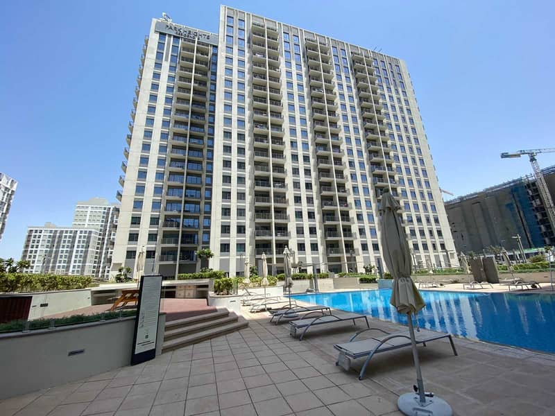 Brand New   Bright 1BR   With Balcony