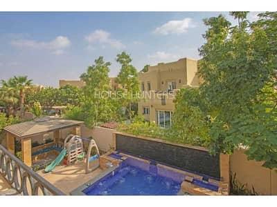 فیلا 6 غرف نوم للبيع في المرابع العربية، دبي - Ready to move 6BR   Upgraded kitchen  Corner plot