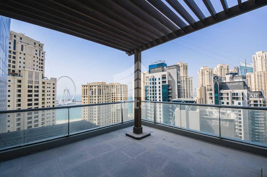 Fully Furnished Luxury Apartment in Dubai Marina.