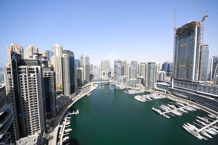 2 Fully Furnished Luxury Apartment in Dubai Marina.