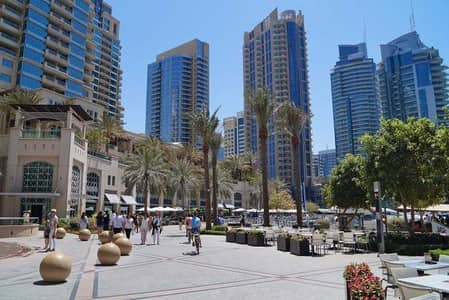 Shop for Rent in Dubai Marina, Dubai - BEST LOCATION SHOP ON MARINA WALK
