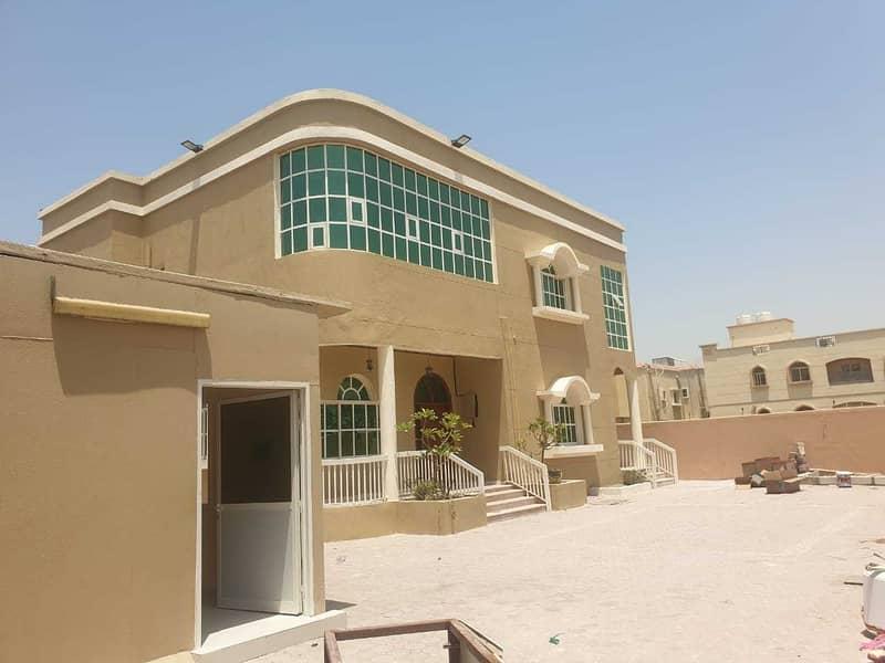 Hot offer for families 5 bedroom villa for rent in al Mowaihat 3 Ajman