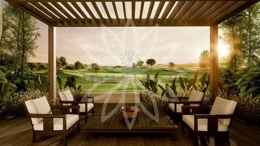 360-degrees garden view villas at Jumeirah Luxury