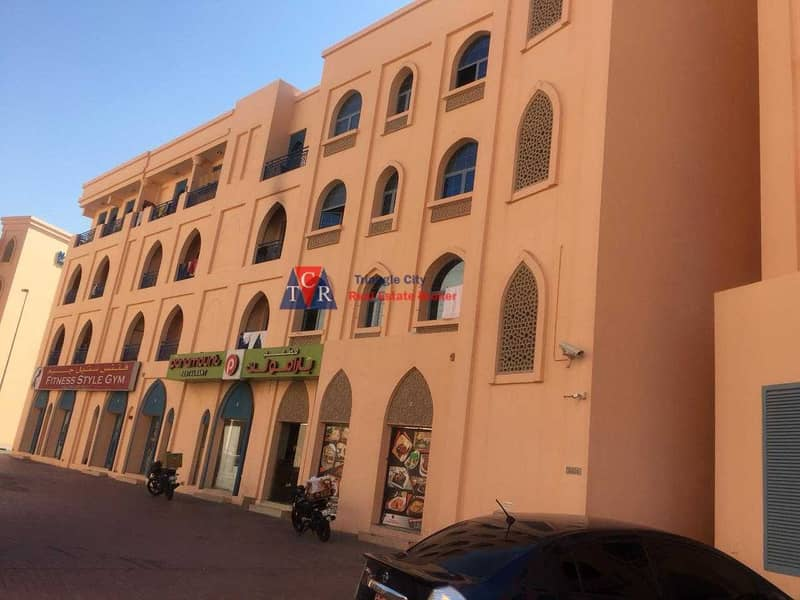 8 Studio  with balcony for sale in Persia Cluster.