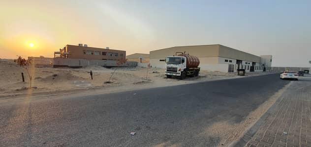 Industrial Land for Sale in Al Jurf, Ajman - Industrial Investment Plot in Jurf Industrial, Ajman