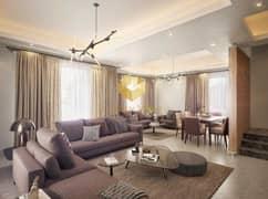 فيلا مستقله 3 غرف نوم ماستر - تقسيط 7 سنوات - مجمع سكني جاهز - اطلالات رائعه - خصوصيه مطلقه