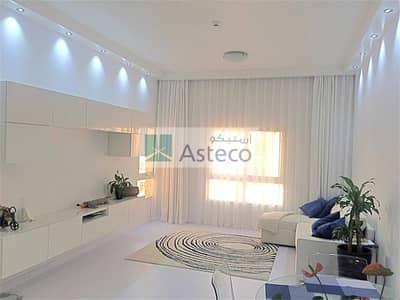 فلیٹ 1 غرفة نوم للايجار في رمرام، دبي - Fully Furnished   Open kitchen   Balcony
