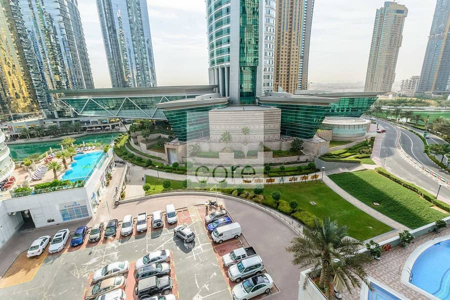 Fully Fitted | Open Plan | Close to Dubai Metro