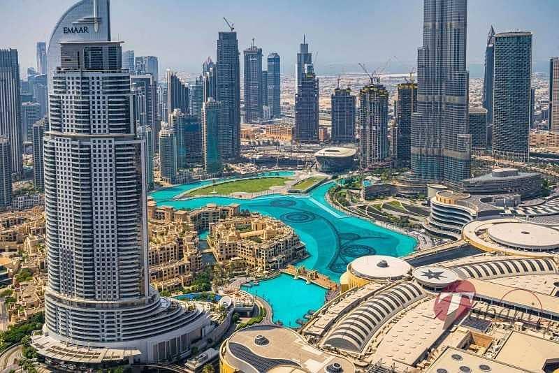 15 Luxurious Penthouse  Burj View  All bills inclusive
