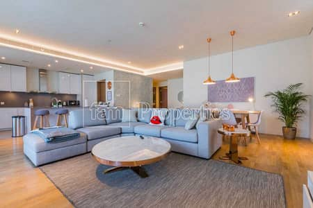3 Bedroom Apartment for Sale in Jumeirah, Dubai - Furnished - Large 2281 Sq. Ft - High Rental Return