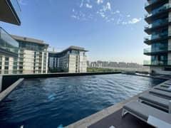 شقة في هارتلاند غرينز شوبا هارتلاند مدينة محمد بن راشد 2 غرف 95000 درهم - 5368971