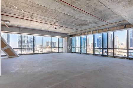 Office for Rent in Downtown Dubai, Dubai - Shell and Core   BLVD Tower 2   8 Parkings