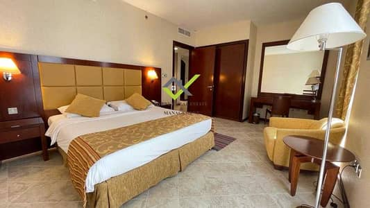1 Bedroom Apartment for Rent in Tourist Club Area (TCA), Abu Dhabi - exceptional living into 1BR Furnished @ 5,200 AED Monthly!