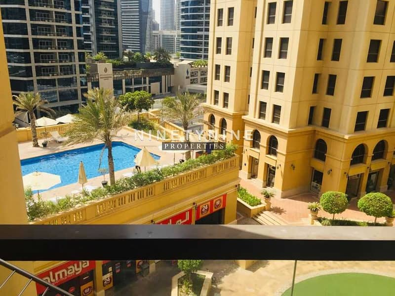 2 Pool View | 2 Bedroom Apartment for Sale
