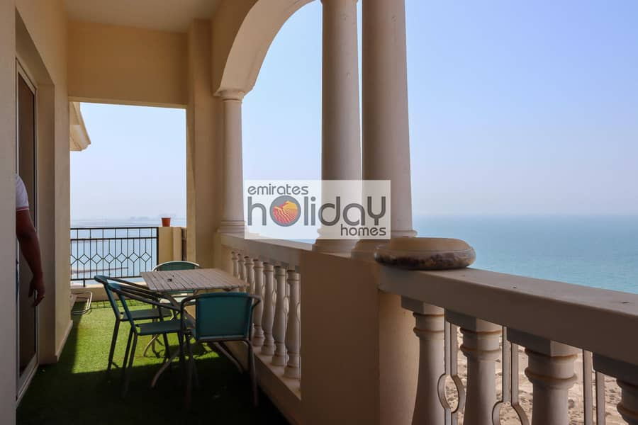 Amazing Sea Views -  Furnished and Ready to Move in