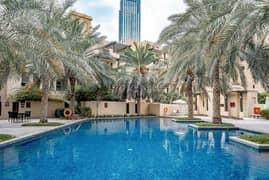 شقة في ريحان 1 ریحان المدينة القديمة 1 غرف 70000 درهم - 5369323