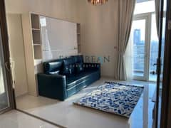 BRAND NEW    FULLY  FURNISHED STUDIO   HIGH QUALITY