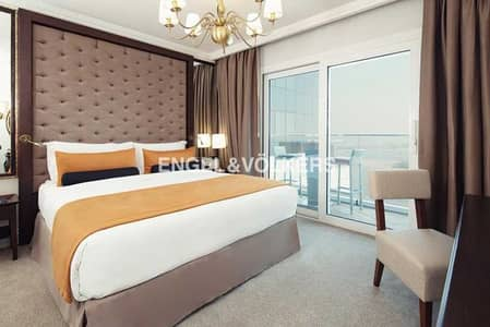 1 Bedroom Hotel Apartment for Rent in Palm Jumeirah, Dubai - Amazing Offer|Beautiful View|Exclusive Location