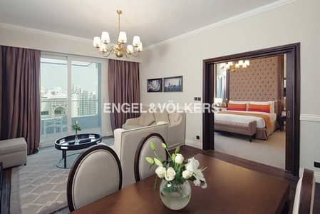 1 Bedroom Hotel Apartment for Rent in Palm Jumeirah, Dubai - Amazing Offer | Sea View  | Beach Resort
