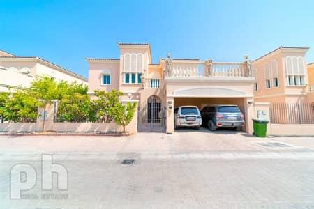 5 Bedroom Villa for Rent in Jumeirah Village Circle (JVC), Dubai - Villa 5bed + maid + appliances + CCTV