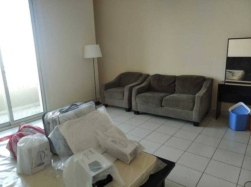 Hot Deal Studio With Balcony Neat and Clean Building Near Bus Stop and Super Market