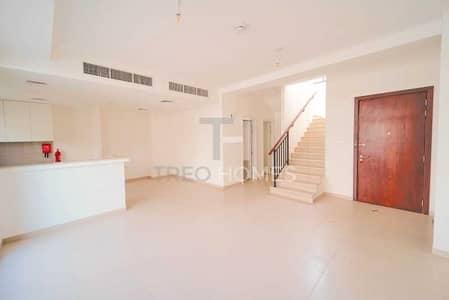 تاون هاوس 3 غرف نوم للبيع في تاون سكوير، دبي - Type 1 best open plan layout | Single row
