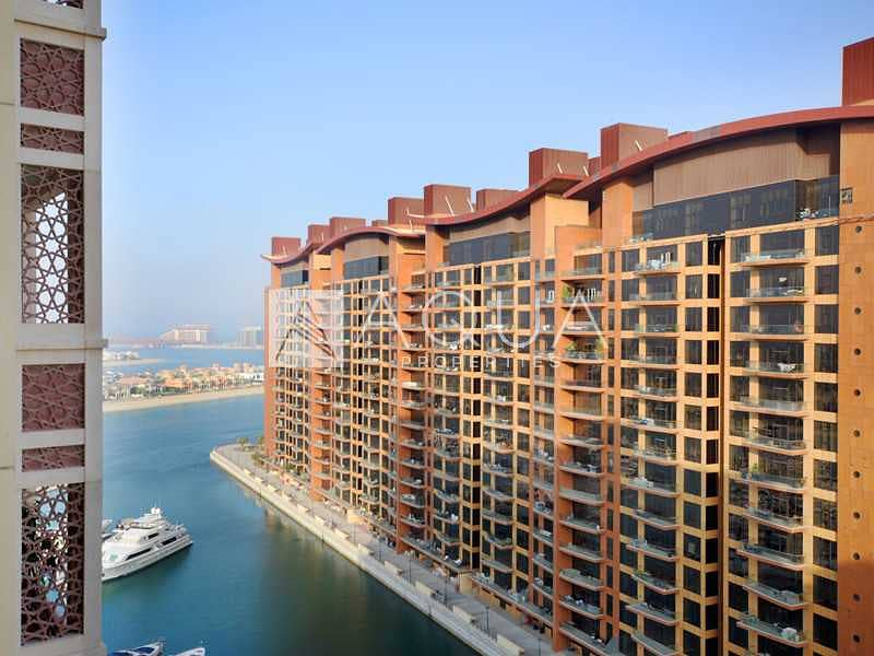 10 High Floor | Partial Sea View | Unfurnished