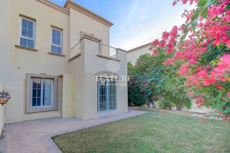 فیلا 2 غرفة نوم للايجار في الينابيع، دبي - Single Row   Close To Park   2 Bedroom Villa   Springs 2