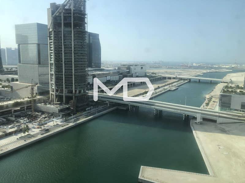 2BR Apartment | Basement Parking | Canal View