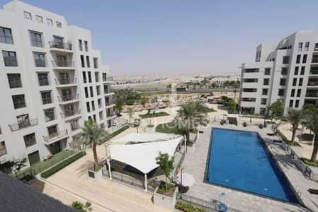 3 Bedroom Flat for Sale in Town Square, Dubai - Pool Facing 3 Bed Corner Unit in Zahra