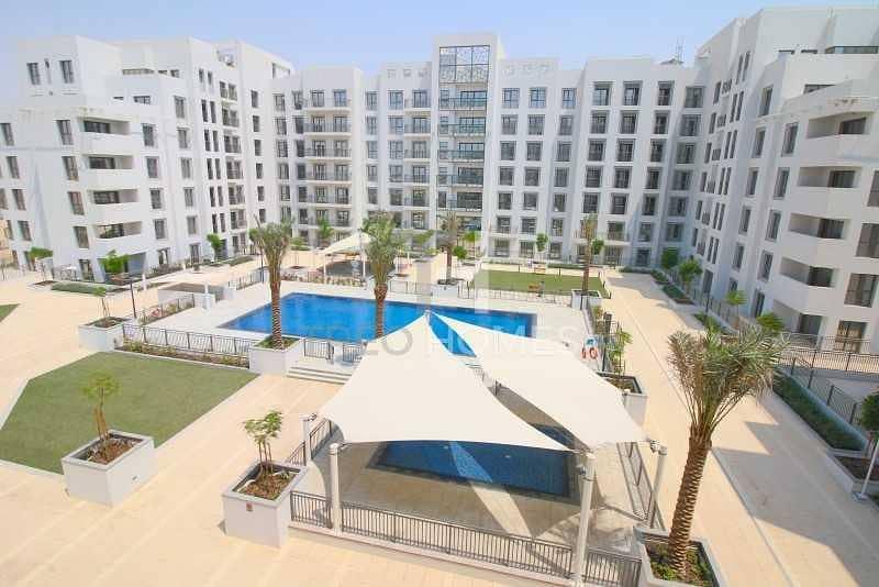 11 Pool Facing 3 Bed Corner Unit in Zahra