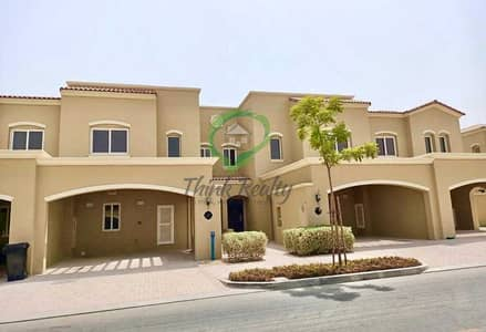 3 Bedroom Townhouse for Rent in Serena, Dubai - Near Community Center | 3 Bedroom + Maids | type C | Exclusive Property
