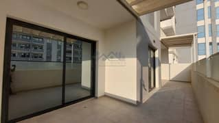 2 BHK APARTMENT WITH A HUGE TERRACE IN NAD AL HAMAR, REF# AP 429